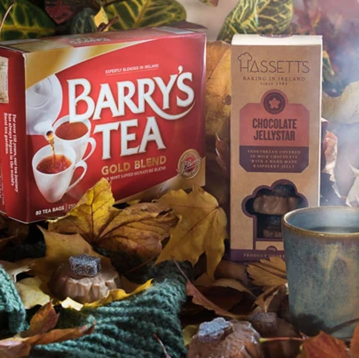 Barry's Tea Products