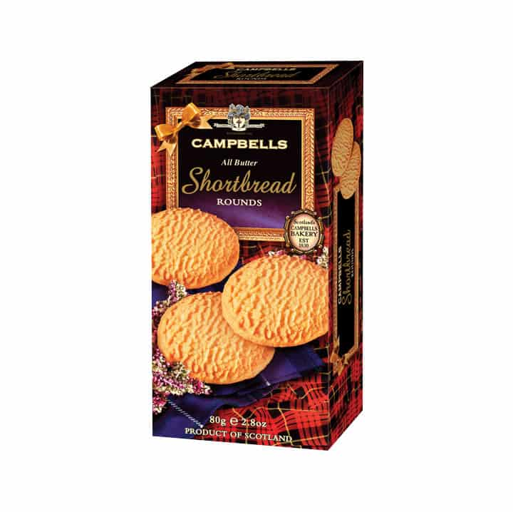 Campbells Shortbread