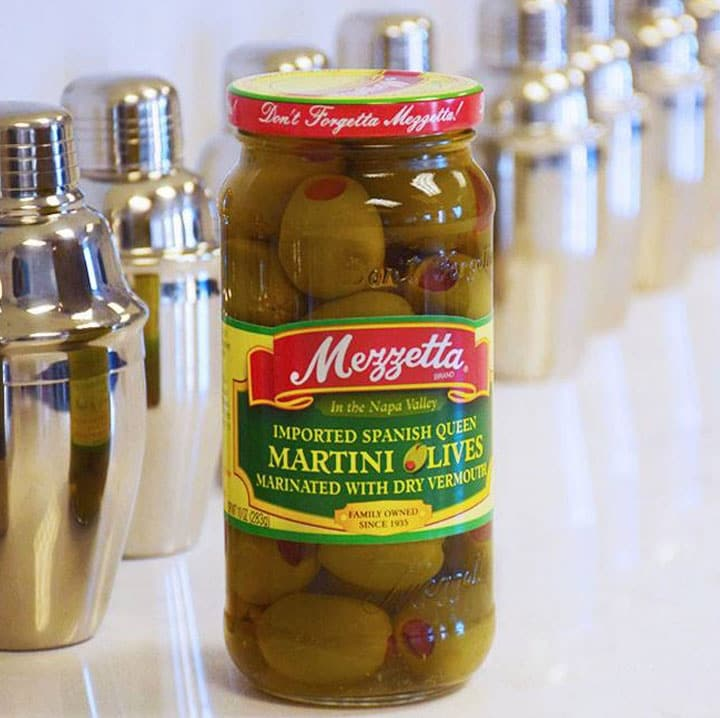 Mezzetta Olives & Pickles Products