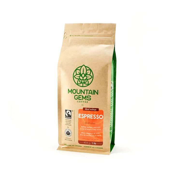 Mountain Gems Coffee Products