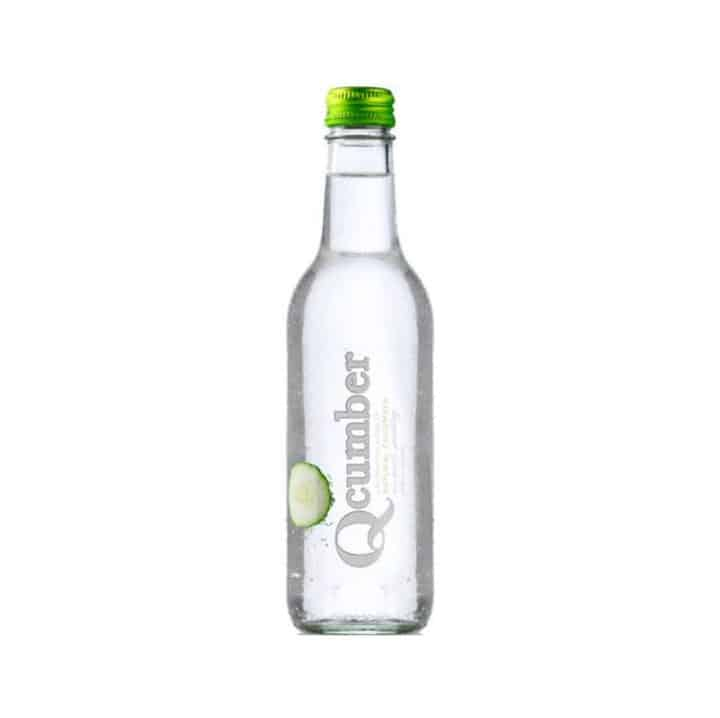 Qcumber Spring Water Product