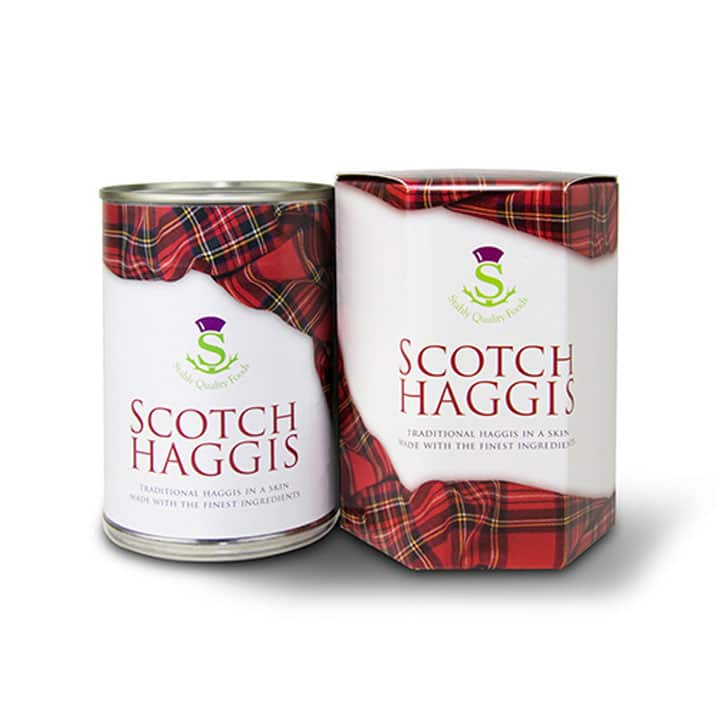 Stahly Scotch Haggis Product